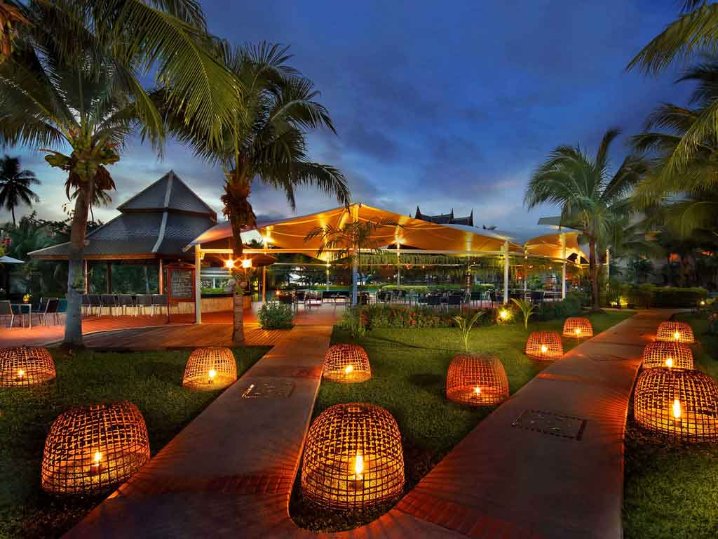 Sofitel Krabi - French luxury and local cuisine in the worlds most exciting cities