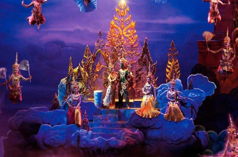 Siam Niramit Show Phuket – Journey to the Enchanted Kingdom of Siam
