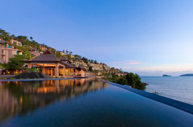 The Westin Siray Bay Resort & Spa - a luxury tropical haven just minutes from Phuket Town