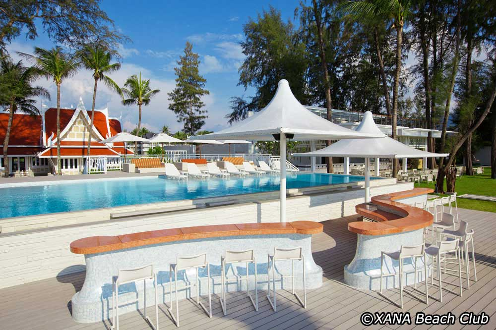 Xana Beach Club - Beach Club with Private Beach and Pool