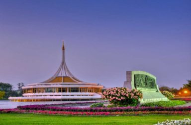 Suanluang Rama IX Flowers Festival - One of the most delightful flower festivals in Thailand