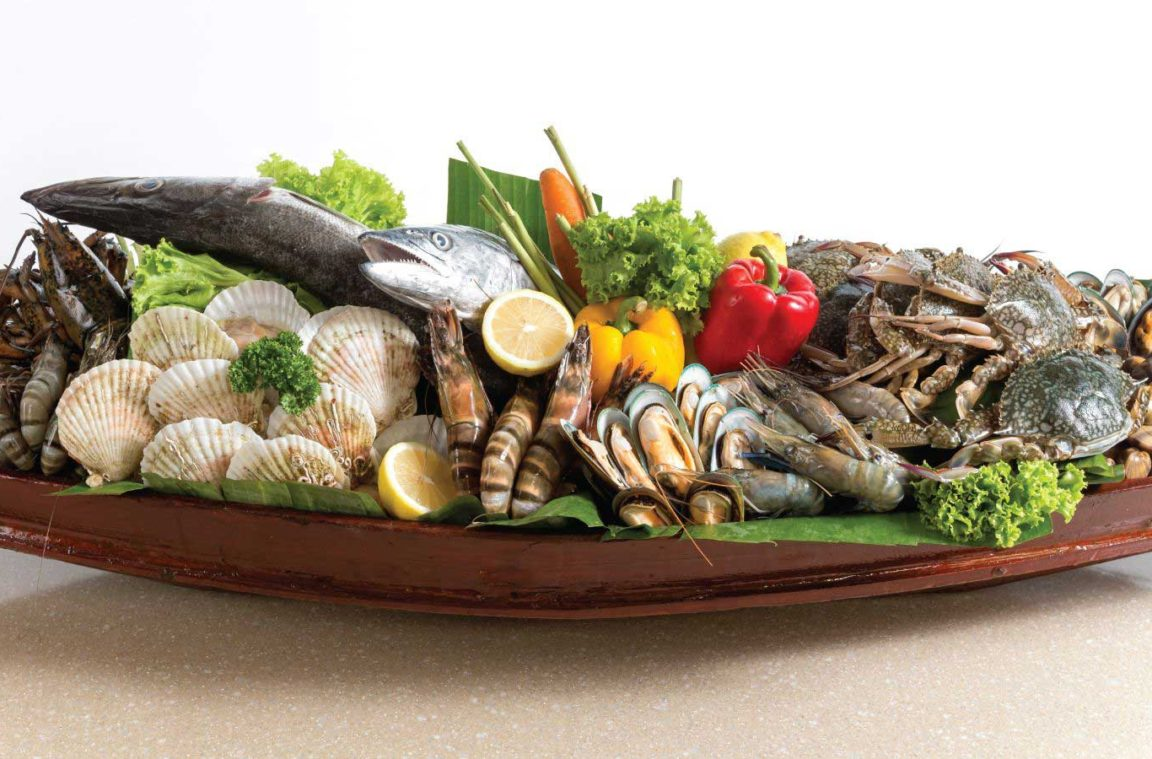 Fresh Seafood Delight at Westin Siray ...