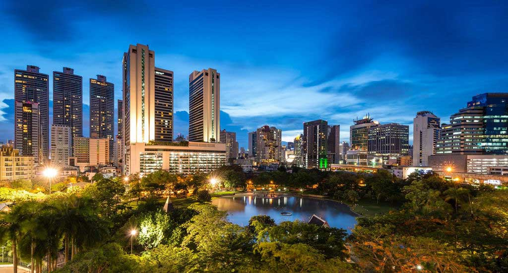 Bangkok Marriott Marquis Queen's Park - In the beating heart of the capital