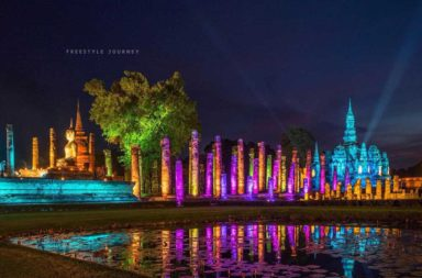 Sukhothai Mini Light and Sound 2017
