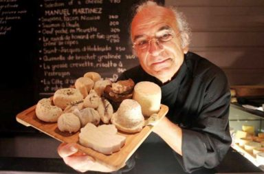The Cheese Master Gerard Poulard is Back at Scarlett