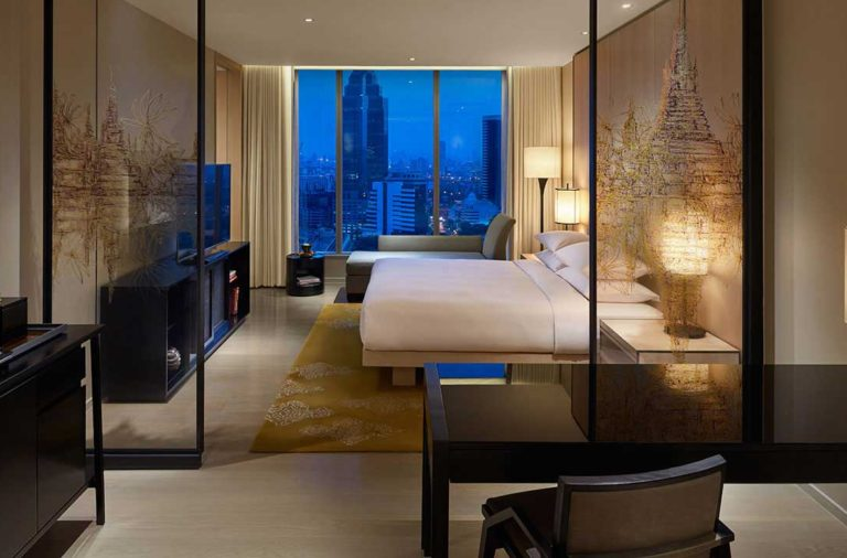 Park Hyatt Bangkok now open