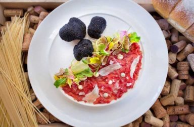 Black Summer Truffle and Sicily's Secret Recipes at Rossini's, Sheraton Grande Sukhumvit