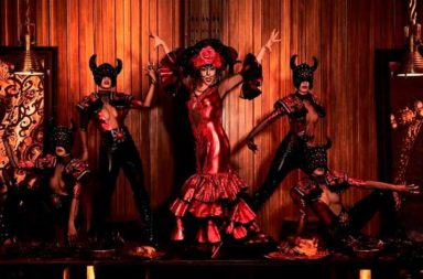 FLAVORTALE Dinner Show at Medici Kitchen & Bar, Hotel Muse Bangkok