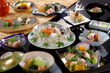 Flavors of Osaka at Kisso Japanese Restaurant, The Westin Grande Sukhumvit Bangkok