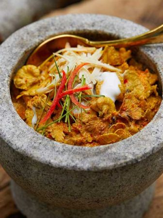 Taste of JW – Ancient Wild Cooking Class at Ginja, JW Marriott Phuket Resort & Spa