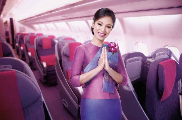 Thai Airways wins 3 first place Skytrax Awards 2017